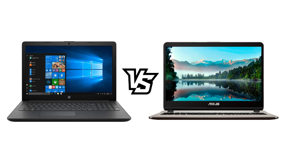 The best notebook for Rs 30,000 - HP 15q or Asus Vivobook X507UA?