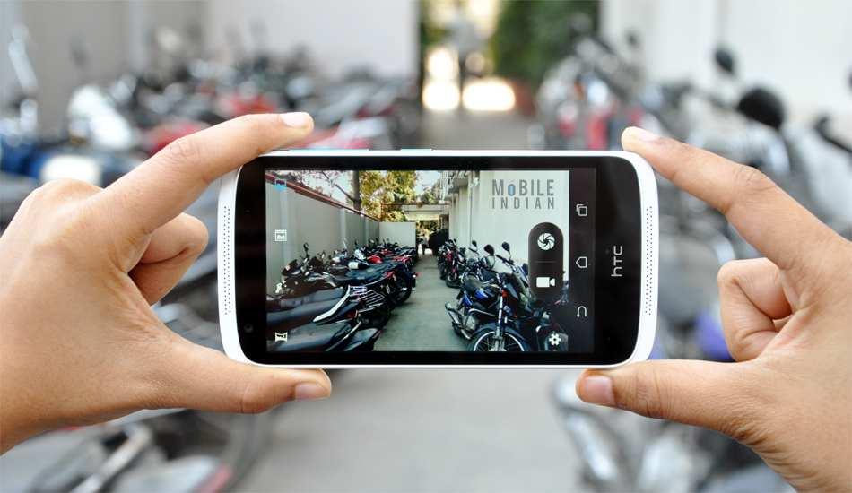 HTC Desire 526G+ camera test