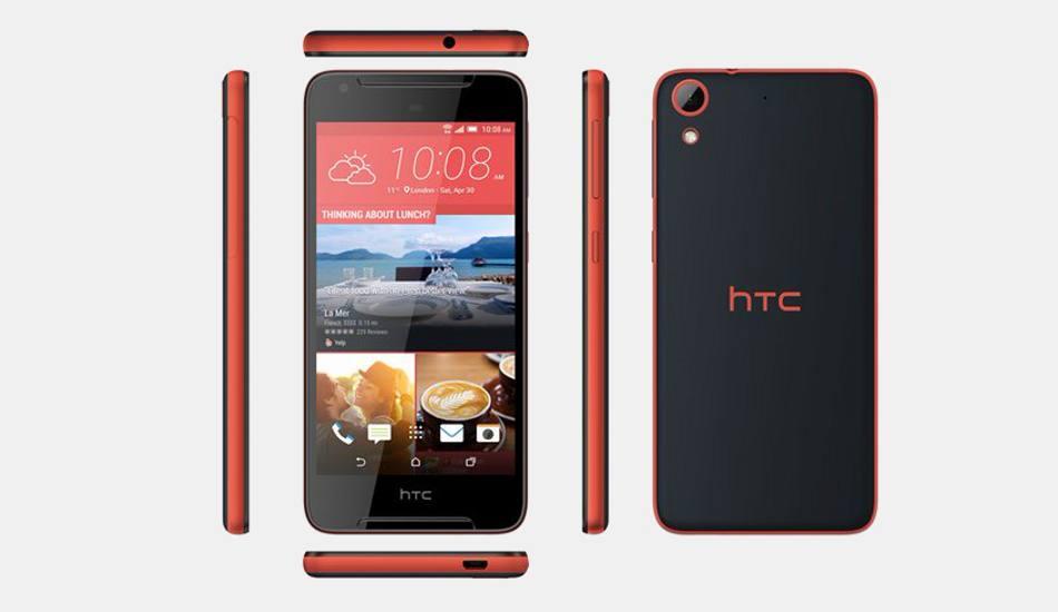 HTC Desire 628 in pics