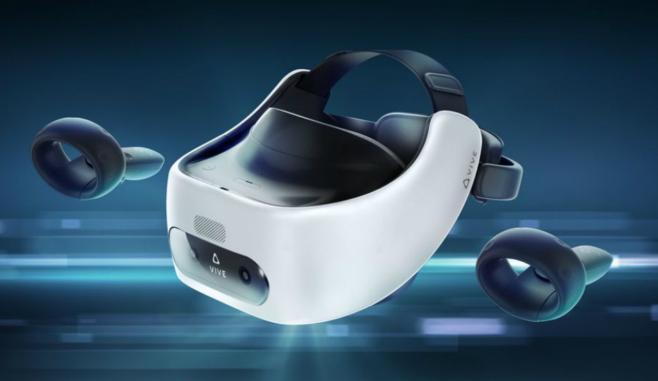 HTC Vive Focus Plus standalone VR headset with 6-DoF Controllers unveiled