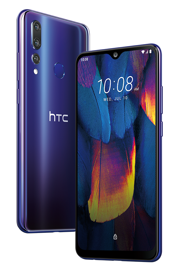 HTC first 5G smartphone to go official in July