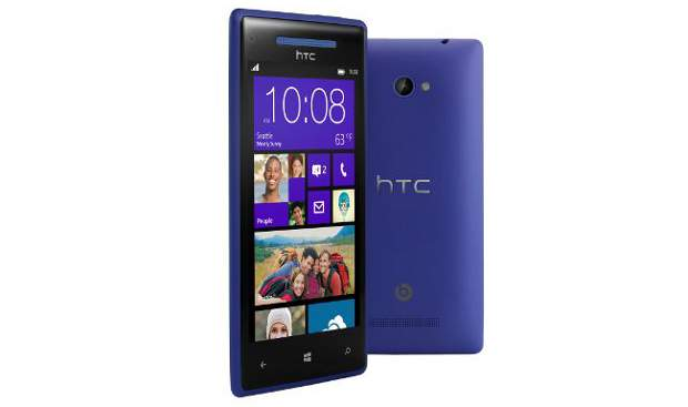 HTC 8X, Desire SV now available for Rs 34,149 and 21,799 respectively