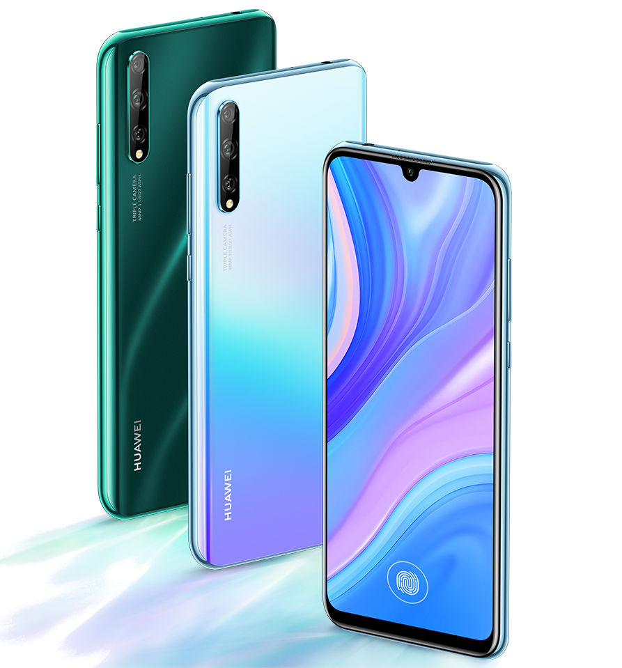 Huawei P Smart S announced with 6.3-inch FHD+ OLED display, 48MP triple rear cameras