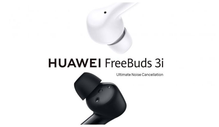 Huawei FreeBuds 3i launched in India for Rs 9,990