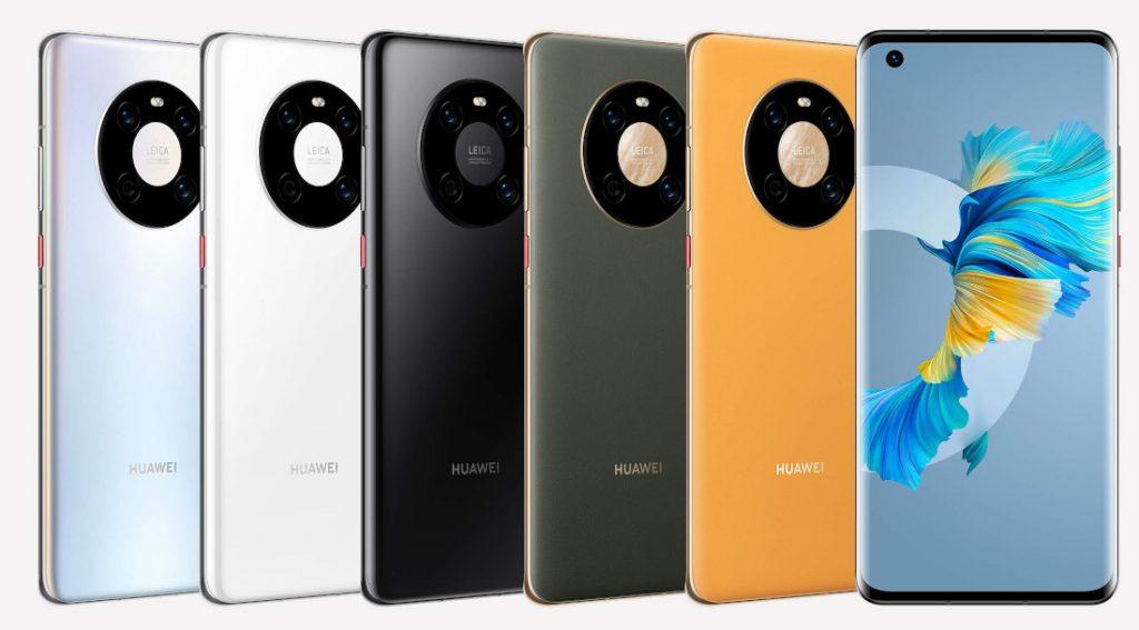 Huawei Mate 40 goes official with 50MP triple camer setup, Kirin 9000 SoC