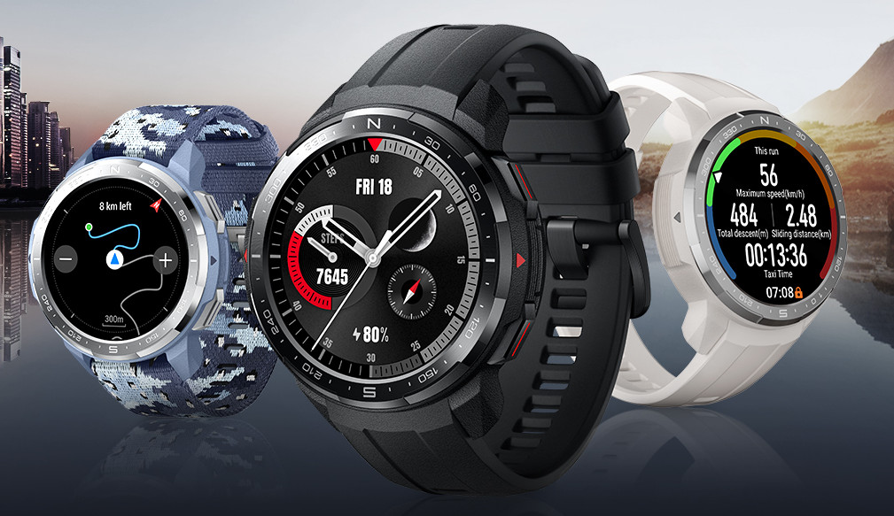 Honor Watch GS Pro, Honor Watch ES launched in India, price starts Rs 7,499