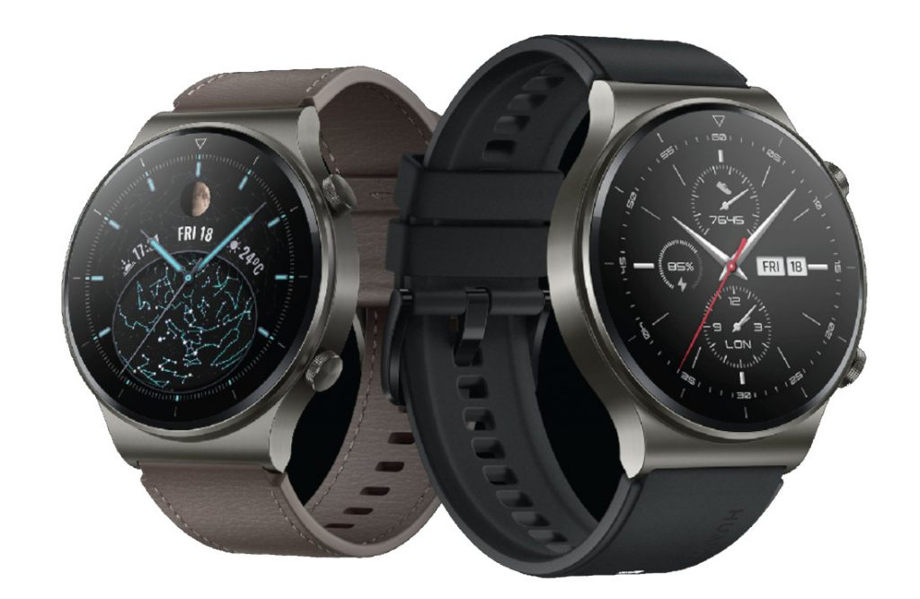 Huawei Watch GT 2 Pro launched