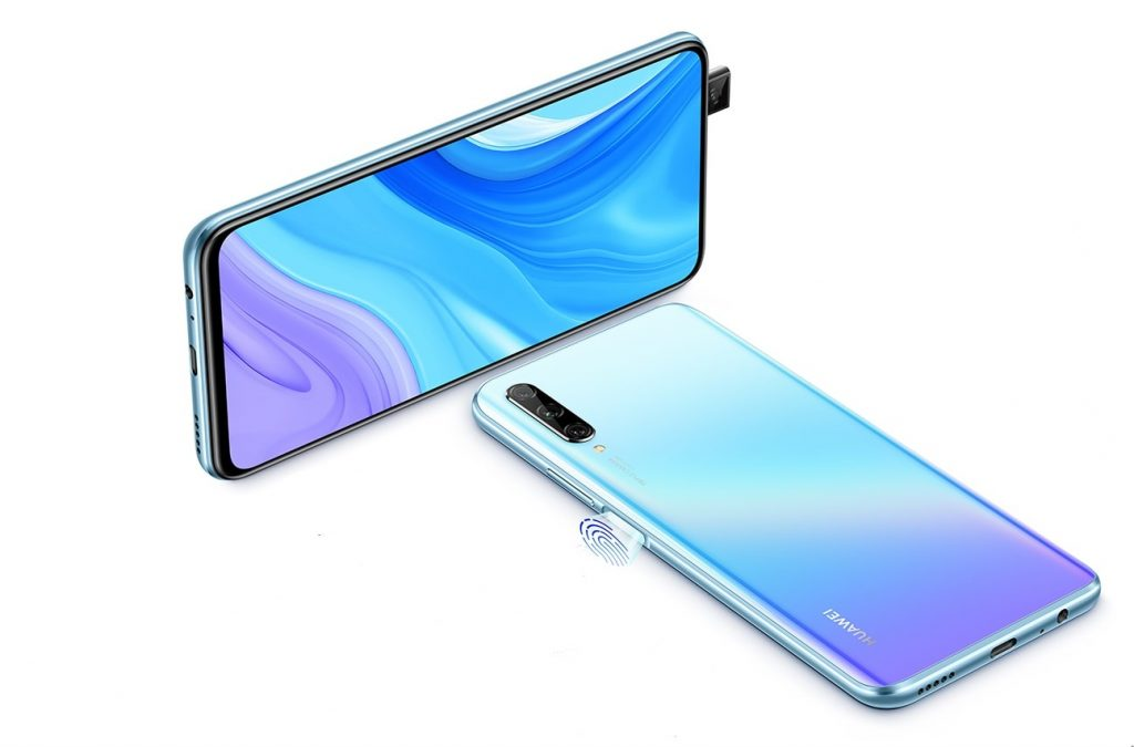 Huawei Y9s with 16 MP pop-up selfie camera goes on sale in India via Amazon