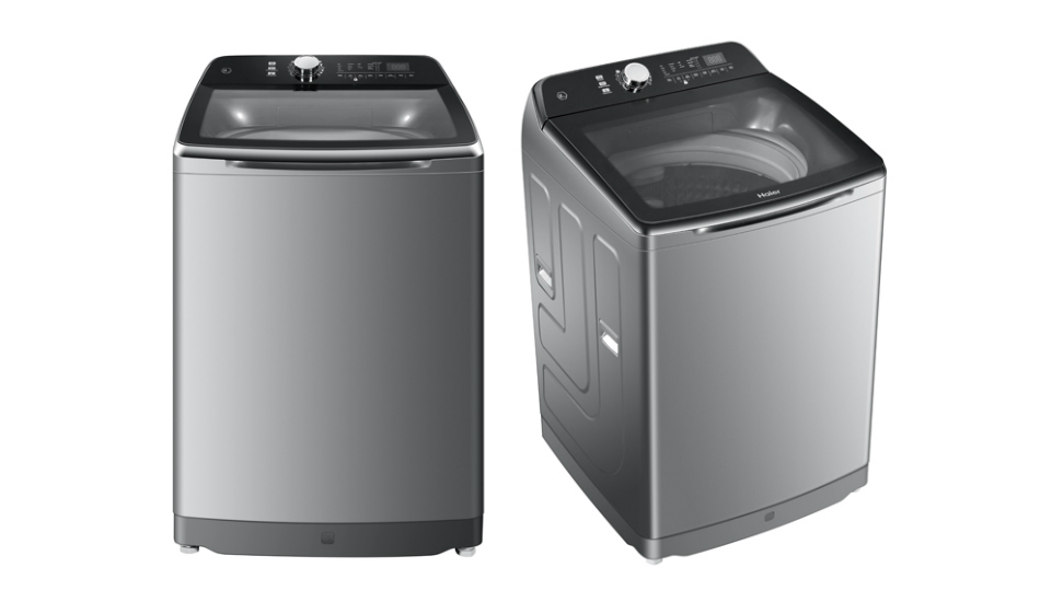 Haier introduces a new Top Load Washing Machine with 360-degree waterfall technology, priced at Rs 43,750