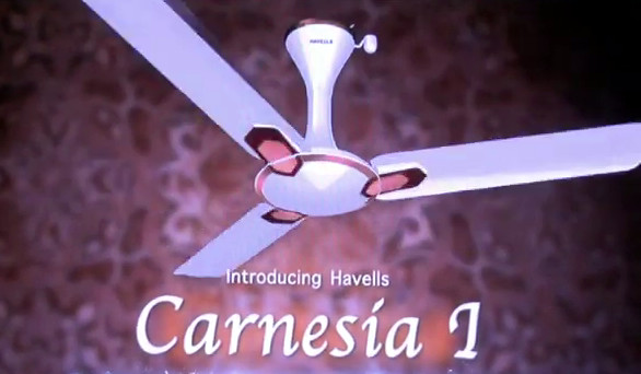 Havells Carnesia-I intelligent ceiling fan with smart mode launched for Rs 4500
