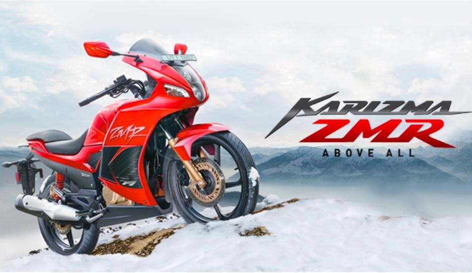 Will Hero Karizma ZMR in new avtaar make a mark?