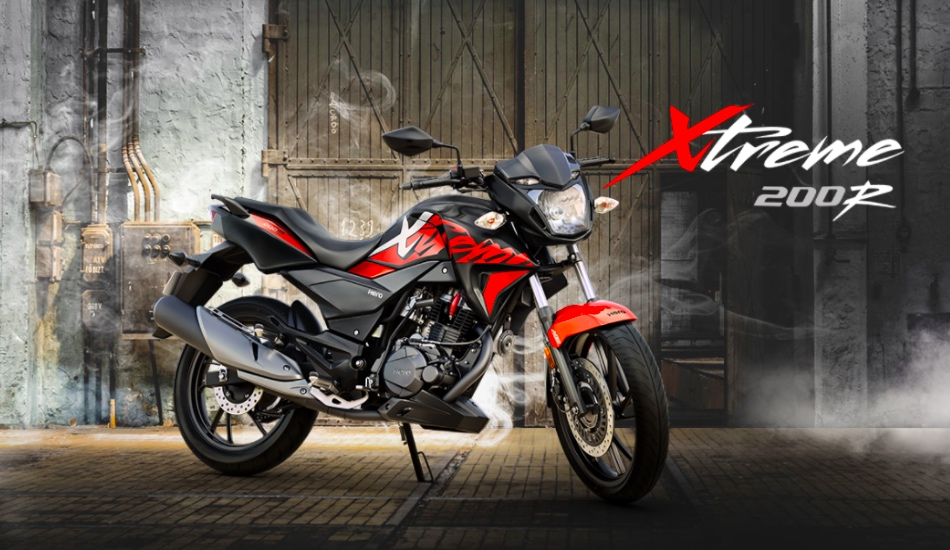 Hero Xtreme 200R launched in India, starting at Rs 89,990