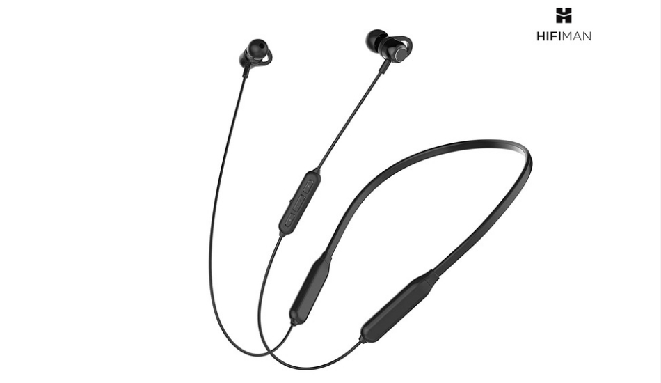HIFIMAN BW400 wireless neckband earphones launched in India