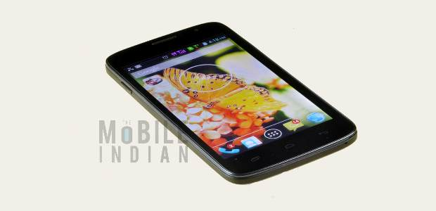 Mobile review: Hitech Amaze S800