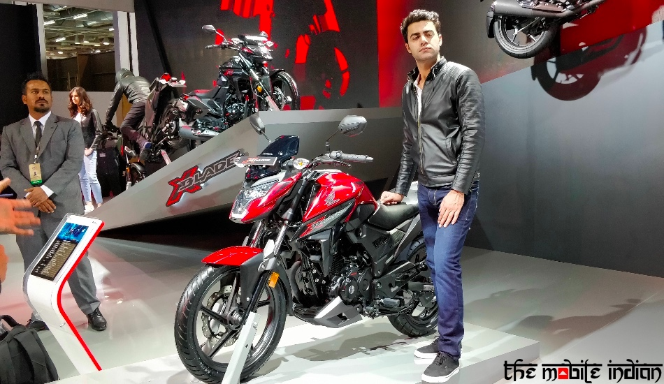 Honda XBlade and XBlade Adventure in Pictures