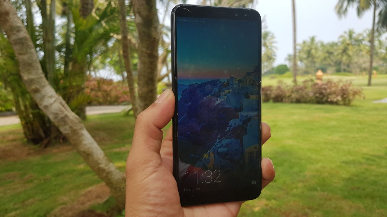 Huawei Honor 9i in Pictures