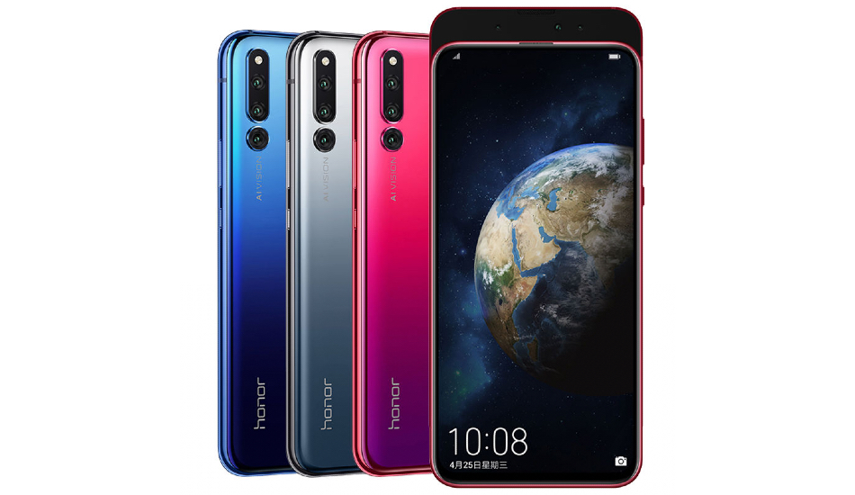 Honor Magic 2 3D-Face unlock edition launched with 512GB storage, 8GB RAM