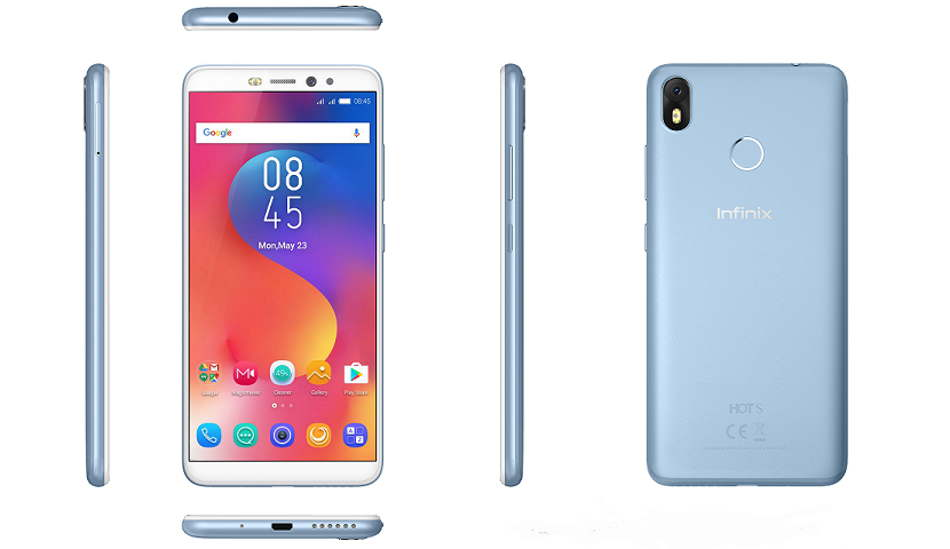 Infinix Hot S3 Blue colour variant launched in India
