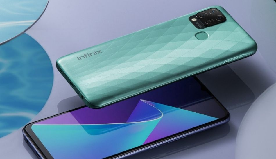 Infinix Hot 10S launched with 90Hz display, Helio G85 processor
