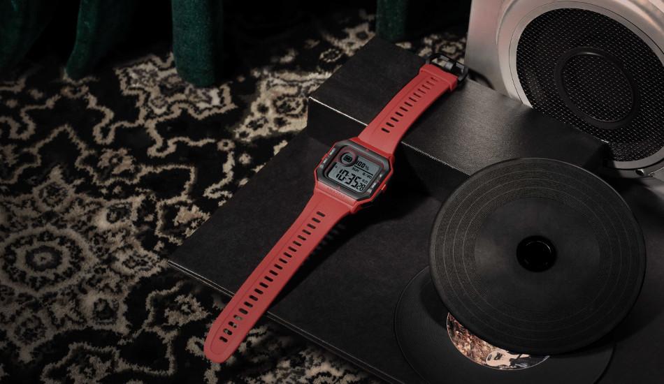 Huami Amazfit Neo Retro-Style smartwatch launching in India on October 1