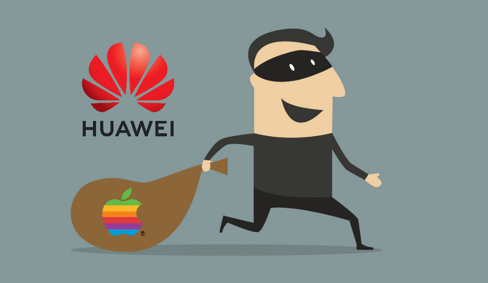 Huawei  caught trying to steal trade secrets from Apple: Report