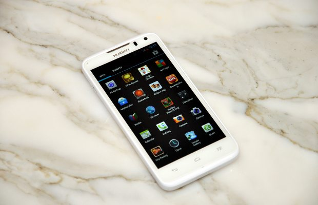 Hands on: Huawei Ascend D1