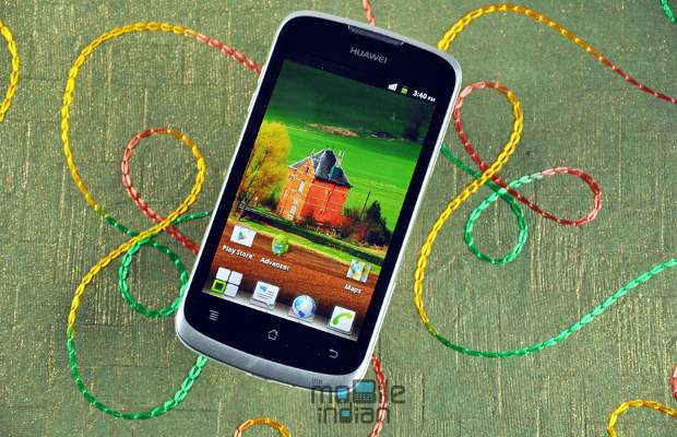 Mobile review: Huawei Ascend G300