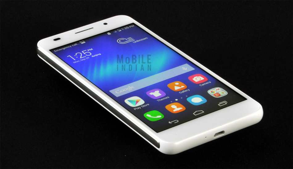 Huawei Honor 6 First Cut: Honourable at Rs 20K
