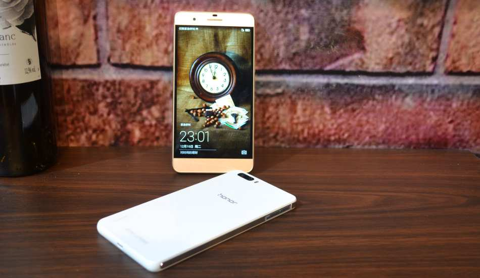 Huawei Honor 6 Plus first cut: Has everything to challenge Apple iPhone 6 and HTC M8