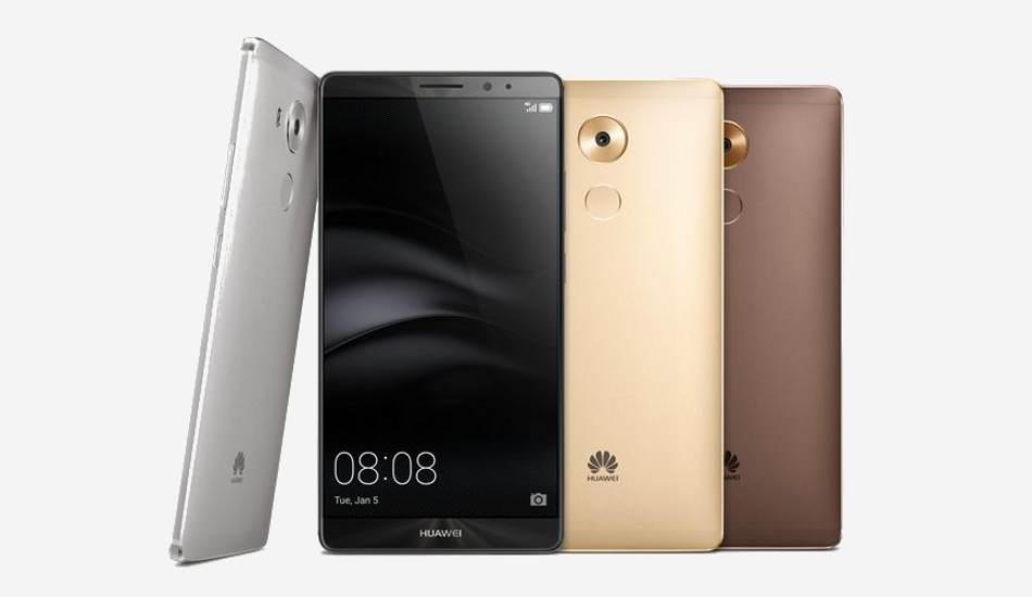 Huawei may launch Mate 9 in November