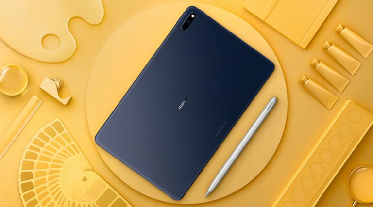 Huawei MatePad 10.4 goes official with Kirin 810 SoC, 7250mAh battery