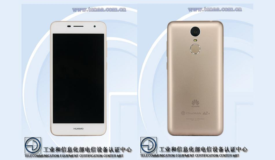 Huawei NCE-TL10 with 5-inch HD display, 3GB RAM and 4000mAh battery spotted
