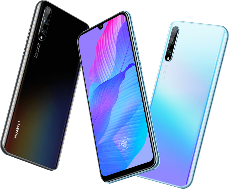 Huawei Y8p announced with Kirin 710F and 48MP triple cameras