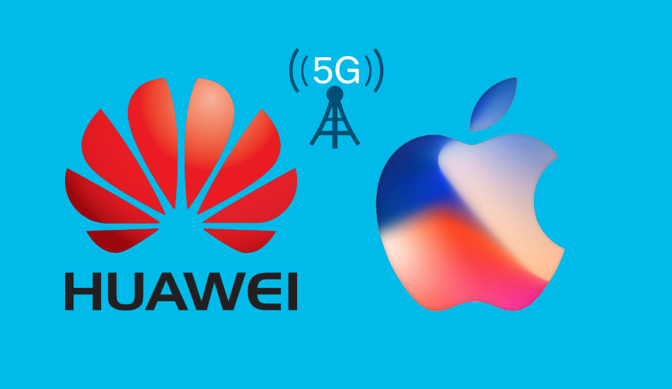 Huawei willing to sell its 5G modems to Apple as the latter runs out of options