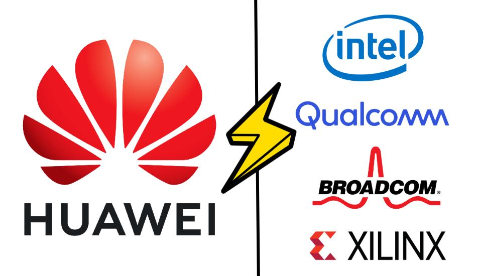 Qualcomm, Intel, Broadcom break ties with Huawei following Google ban