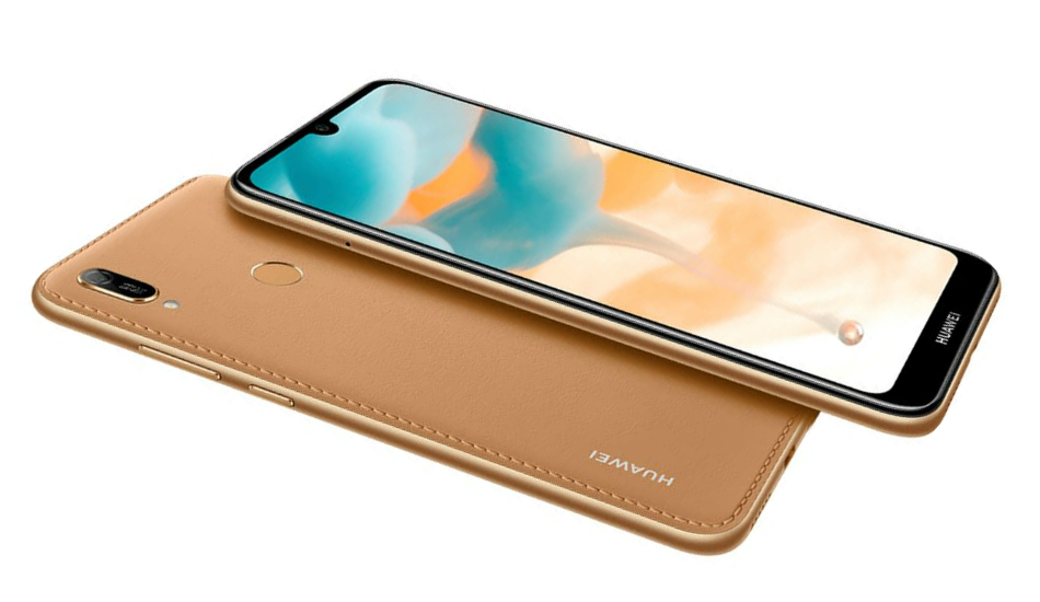 Huawei Y6 (2019) with Helio A22, Android 9.0 Pie announced