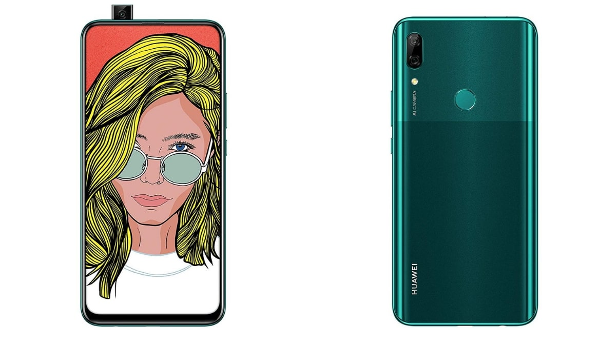 Huawei P Smart Z launched with 16MP pop-up front camera, 6.59-inch FHD+ display