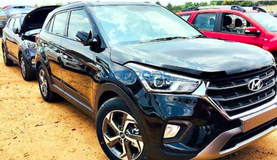 2018 Hyundai Creta facelift to launch in India next week