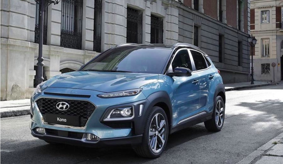 2019 Kona will be Hyundai's first all-Electric Vehicle for India