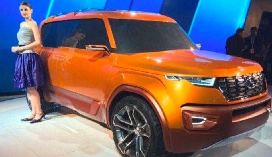 Hyundai  Carlino SUV coming next year, will rival Tata Nexon and Maruti Brezza