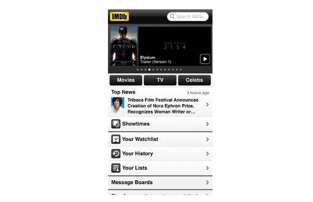 Top 5 free apps for movie buffs on iPhone