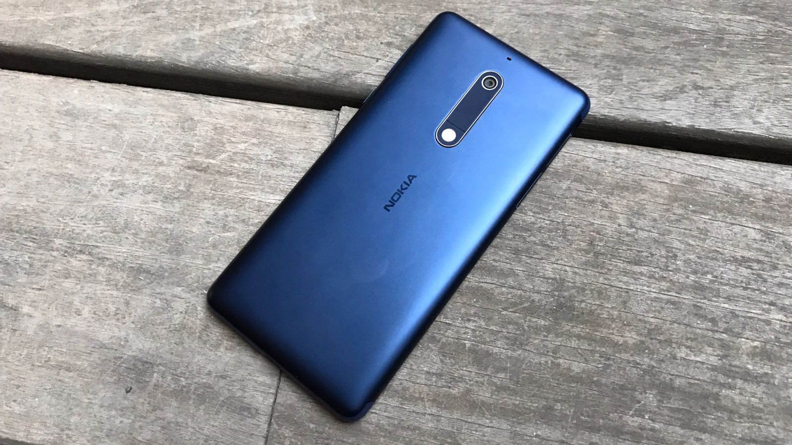Nokia 5 in Pictures