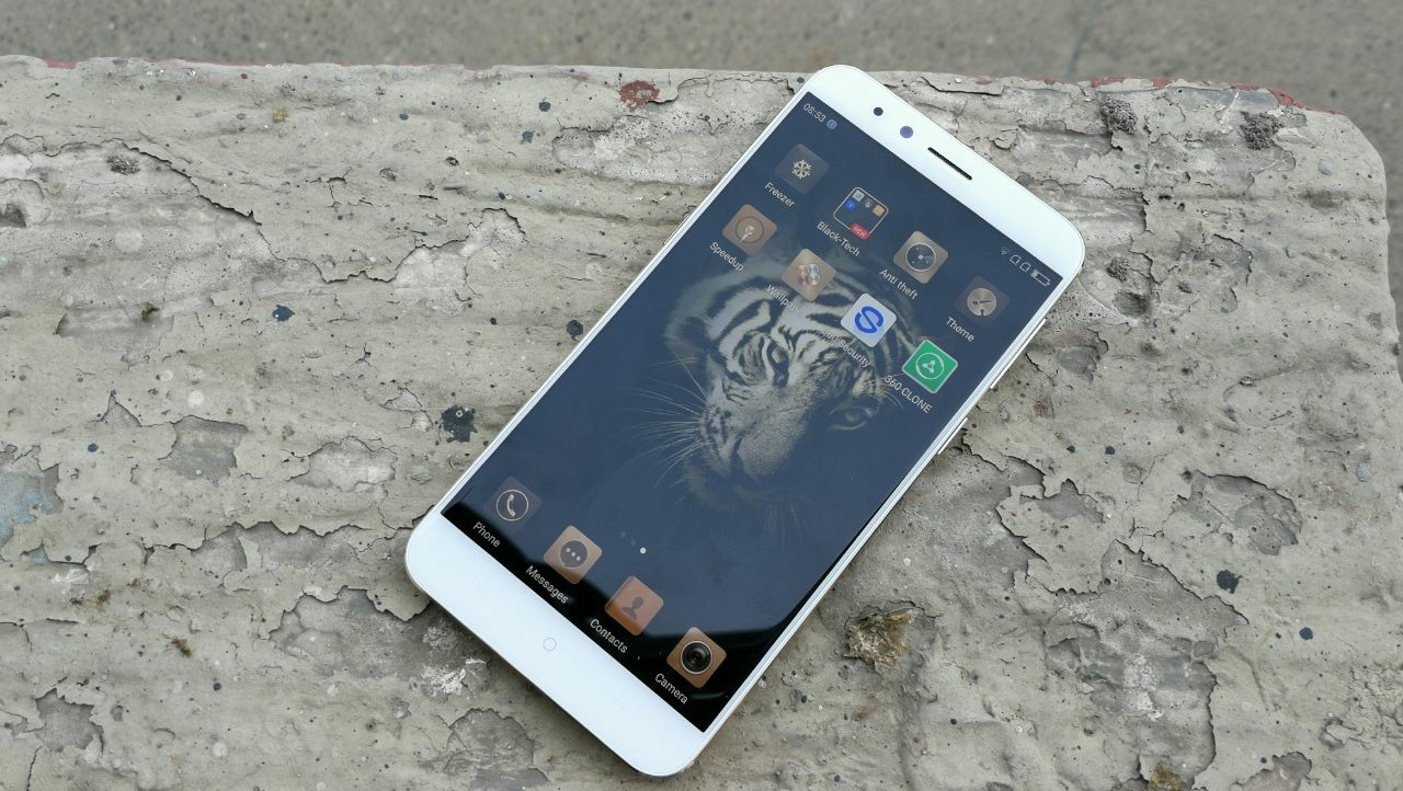 Micromax Dual 5 in Pictures