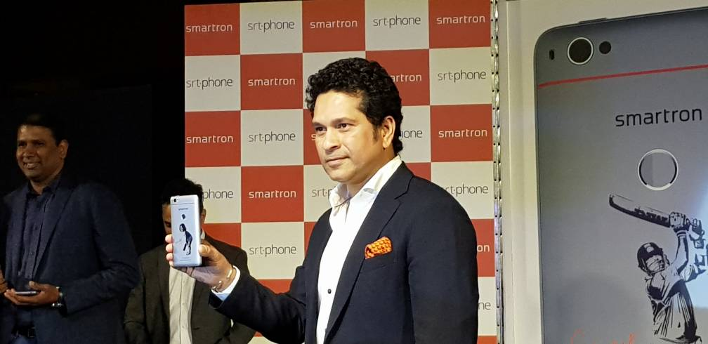 Smartron srt.phone with Android 7.1.1 Nougat launched in India starting at Rs 12,999