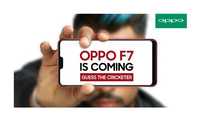 Oppo F7 with iPhone X-like notch could be unveiled on March 26 in India