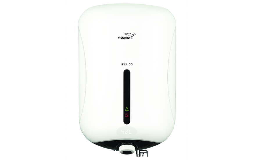 V-Guard Iris series of water heaters launched in India