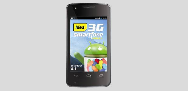 Idea launched Aurus II smartphone for Rs 6,490