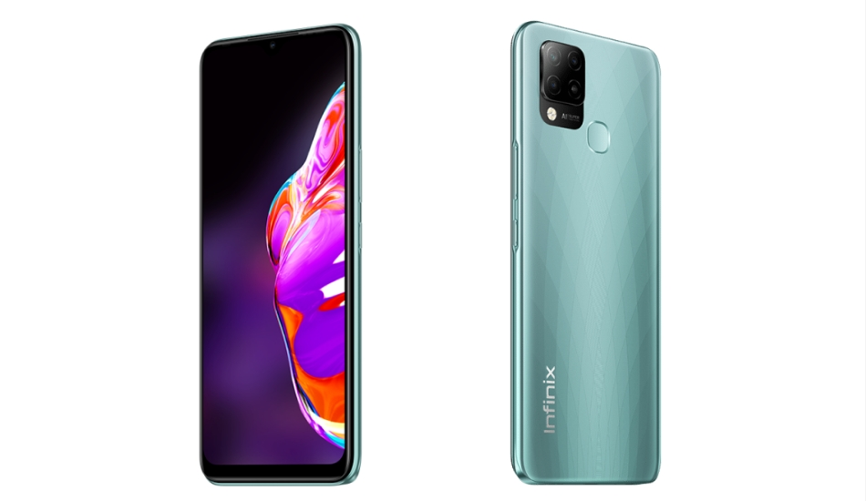 Infinix Hot 10T launched with triple cameras, 5000mAh battery and more