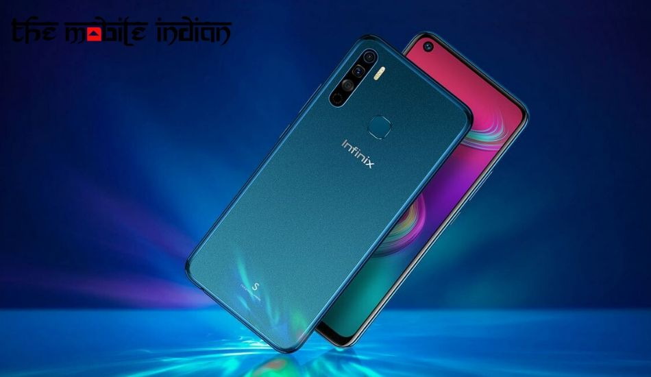 Infinix S5 Lite launching in India soon: Things You Should Know!