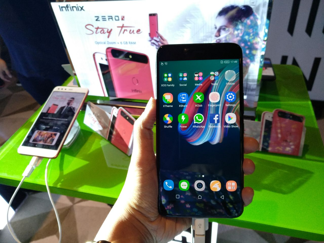 Infinix Zero 5 with dual rear cameras and 5.98-inch full HD display launched, price starts Rs 17,999